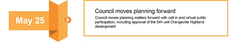 May 25 Council moves Planning forward