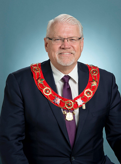 Mayor Sandy Brown